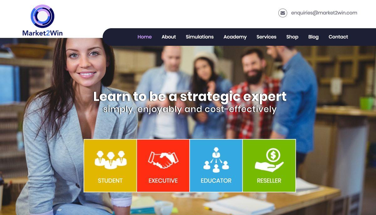 Market2Win – Plan a Marketing Growth Strategy