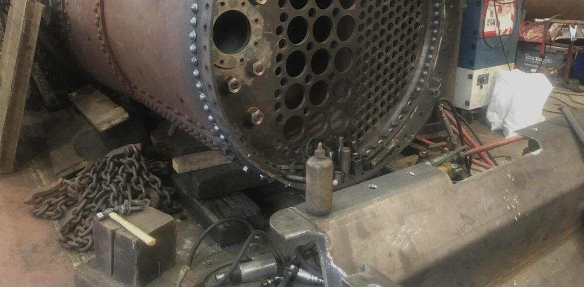 New website for Steam Engine Tubes